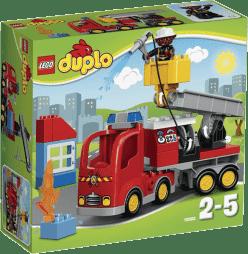 LEGO® DUPLO® Wóz strażacki