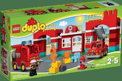 LEGO® DUPLO® Hasičská stanice