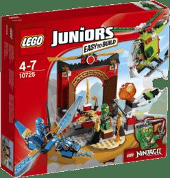 LEGO® Juniors Zaginiona świątynia