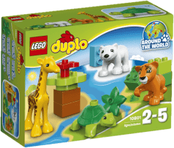 LEGO® DUPLO® Town Mláďátka