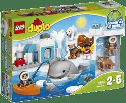 LEGO® DUPLO® Town Arktyka