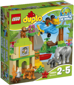 LEGO® DUPLO® Town Džungle