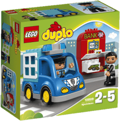 LEGO® DUPLO® Town Policajná hliadka