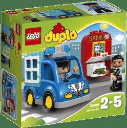 LEGO® DUPLO® Town Patrol policyjny