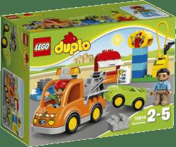 LEGO® DUPLO® Town Odťahový voz