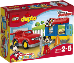 LEGO® DUPLO® Disney TM Mickeyho dielňa