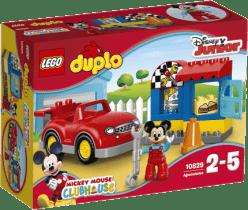 LEGO® DUPLO® Disney TM Warsztat Myszki Mickey