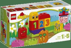 LEGO® DUPLO® Toddler Moje prvé húsenica