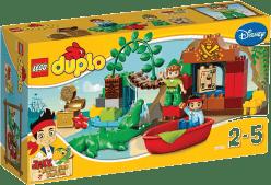 LEGO® DUPLO® Jake odwiedziny Piotrusia Pana