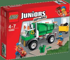 LEGO® JUNIORS Smetiarske auto