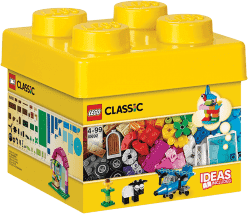 LEGO® Classic Tvořivé kostky LEGO®