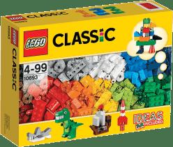 LEGO® Classic Tvořivé doplňky LEGO®