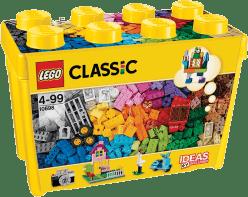 LEGO® Classic Velký kreativní box