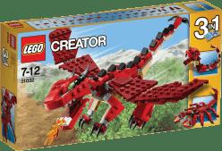 LEGO® Creator Červené příšery