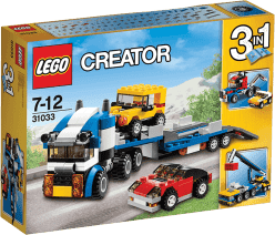 LEGO® Creator Kamion pro přepravu aut