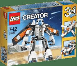LEGO® Creator Lotnik z przyszłości