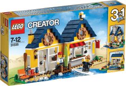 LEGO® Creator Chatka na plaży
