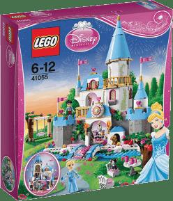 LEGO® DISNEY PRINCESS™ Popoluškin romantický zámok