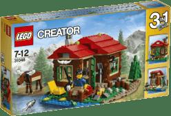 LEGO® Creator Chata pri jazere