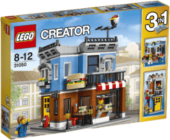 LEGO® Creator Občerstvení na rohu