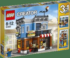 LEGO® Creator Občerstvenie na rohu