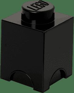 LEGO® Úložný box veľkosť 1 čierna