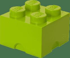 LEGO® Box do przechowywania rozmiar 3 jasnozielony