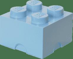 LEGO® Box do przechowywania rozmiar 3 jasnoniebieski