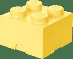 LEGO® Box do przechowywania rozmiar 3 jasnożółty