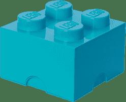 LEGO® Úložný box veľkosť 3 azúrová