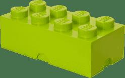 LEGO® Úložný box veľkosť 4 svetlo zelená