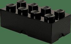 LEGO® Úložný box velikost 4 černá