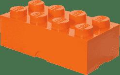 LEGO® Box do przechowywania rozmiar 4 pomarańczowy