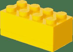 LEGO® Mini Box, żółte