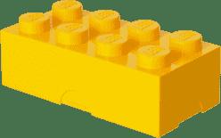 LEGO® Box na desiatu, žltá