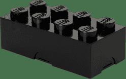 LEGO® Box na svačinu, černá