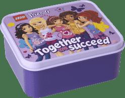 LEGO® Friends box na svačinu, levandulová