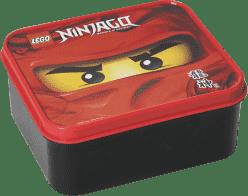 LEGO® Ninjago box na desiatu, červená