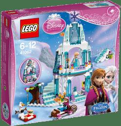 LEGO® Disney Princess™ Błyszczący lodowy zamek Elzy