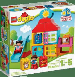 LEGO® DUPLO® Môj prvý domček na hranie