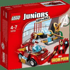 LEGO® Juniors Iron Man kontra Loki