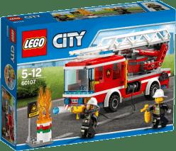 LEGO® City Fire Wóz strażacki z drabiną