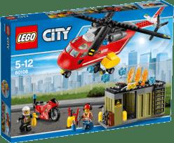 LEGO® City Fire Hasičská zásahová jednotka