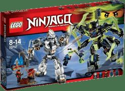 LEGO® Ninjago Bitka s titánským roboty
