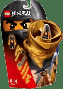 LEGO® Ninjago Coleův lietadlo Airjitzu