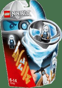 LEGO® Ninjago Zaneov lietadlo Airjitzu