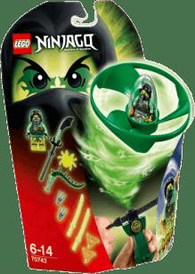 LEGO® Ninjago Morrův lietadlo Airjitzu