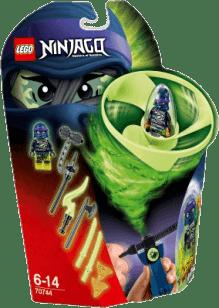 LEGO® Ninjago Wraythův lietadlo Airjitzu