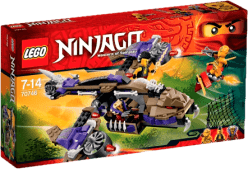 LEGO® Ninjago Atak śmigłowca Condrai