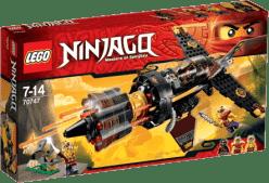 LEGO® Ninjago Ostreľovač balvanov